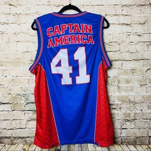 Marvel Captain America Jersey